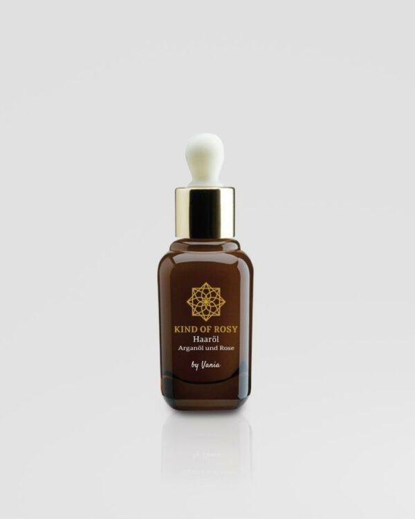 Haaröl: Arganöl & Rose (30 ml) - KIND OF ROSY HAIR